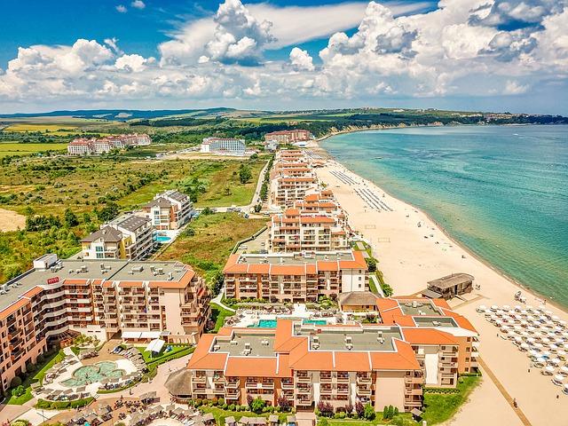 plážové hotely