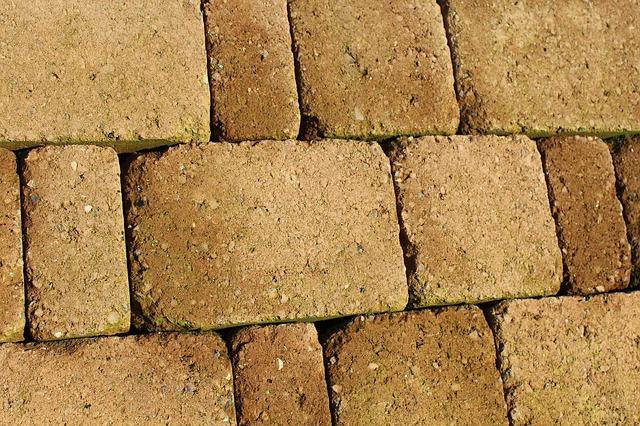 skládané kameny
